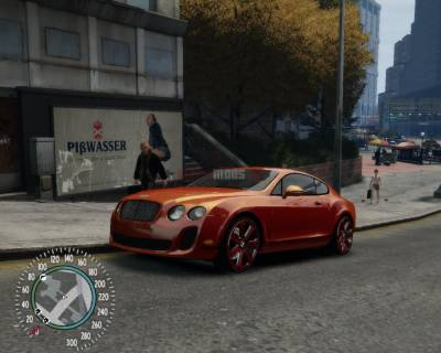 Скриншот Bentley Continental SS [Additional Version]