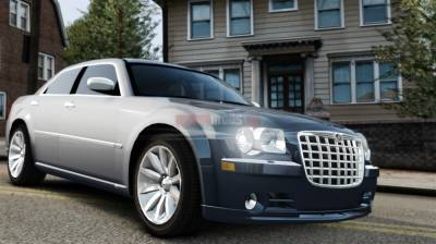 Скриншот Chrysler 300c SRT8 [Final]