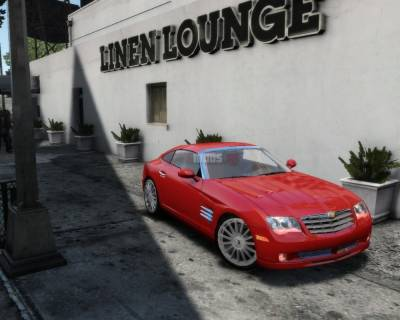 Скриншот Chrysler Crossfire SRT-6 [EPM] v1.0