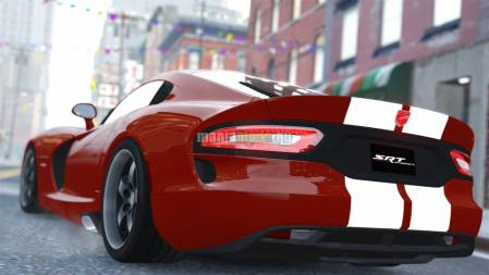 Скриншот Dodge Viper SRT GTS 2013 [Beta]