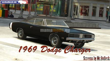 Скриншот Dodge Charger RT 1969 v1.0