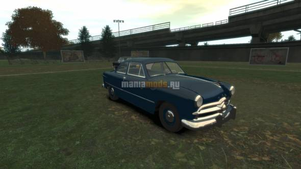 Скриншот 1949 Ford Business Coupe v2.2 Final [Updated]