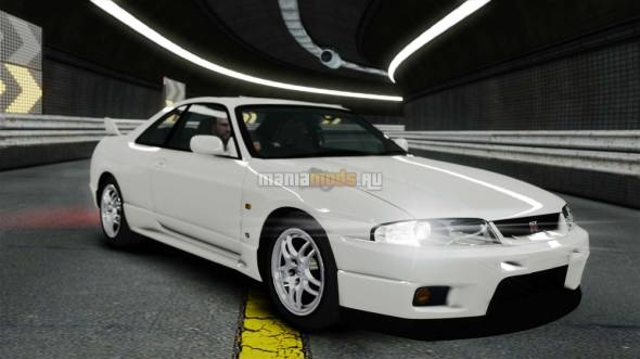 Скриншот 1995 Nissan Skyline R33 GT-R V.spec [Updated]