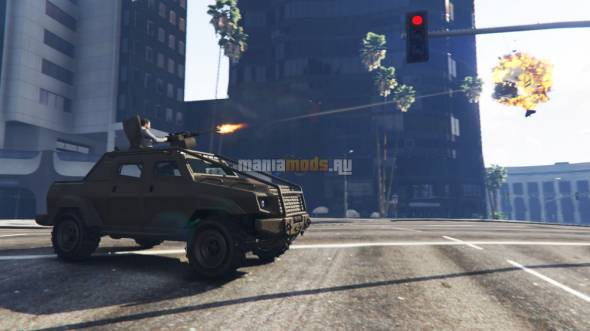 Control Heist Vehicles Solo v1.3 для GTA V - Скриншот 2