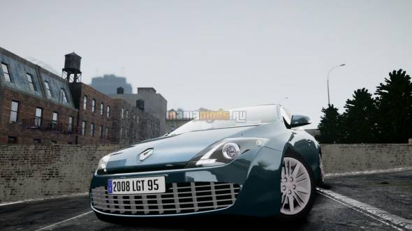 Renault Laguna Coupe v1.0 для GTA IV - Скриншот 1