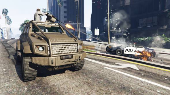 Control Heist Vehicles Solo v1.3 для GTA V - Скриншот 1