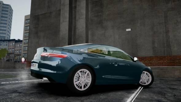 Renault Laguna Coupe v1.0 для GTA IV - Скриншот 2
