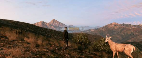 Mod Community Graphics ENB-TimeCycle-SweetFX (+ Options) v2.4.3 для GTA V - Скриншот 1