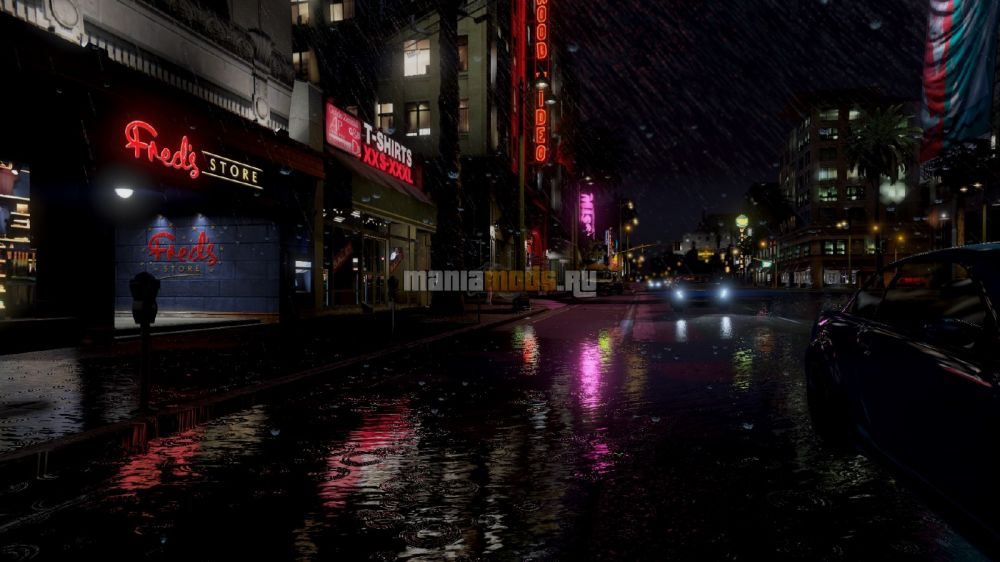 Project Realism V v1.7b для GTA V - Скриншот 2