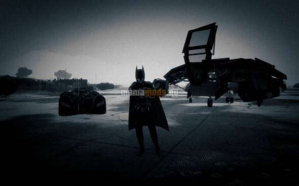 Скриншот Project Batman — Проект Бэтмен