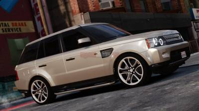 Скриншот 2010 Range Rover Sport Supercharged v1.0