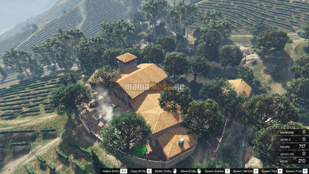 Marlowe Valley (Enhanced Luxury Safehouse) v3.1 для GTA V - Скриншот 1