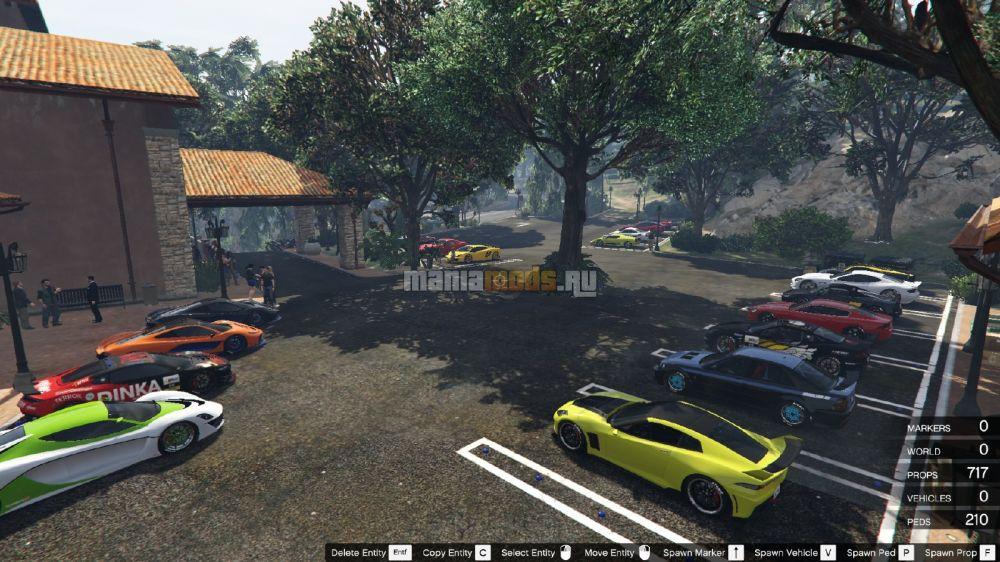Marlowe Valley (Enhanced Luxury Safehouse) v3.1 для GTA V - Скриншот 3