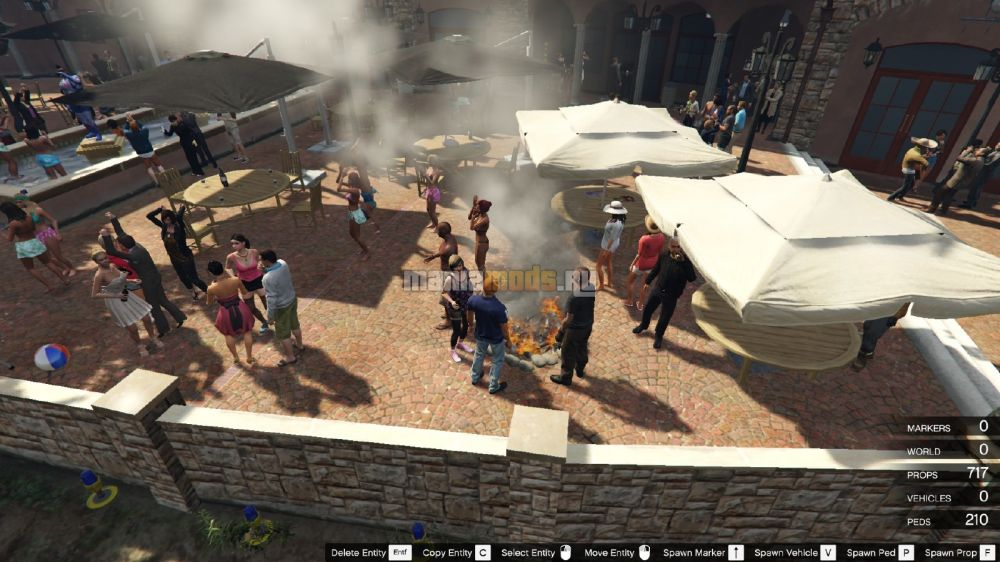 Marlowe Valley (Enhanced Luxury Safehouse) v3.1 для GTA V - Скриншот 2