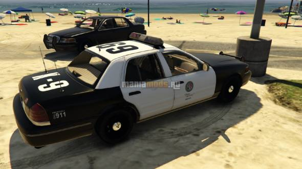 Скриншот LSPD HD and Unmarked Liveries for 1999 CVPI v1.0