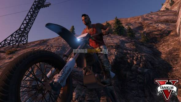 Скриншот Far Cry 3 Vaas Ped model
