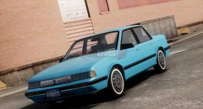 Скриншот Oldsmobile Cutlass Ciera 1993 v1.0