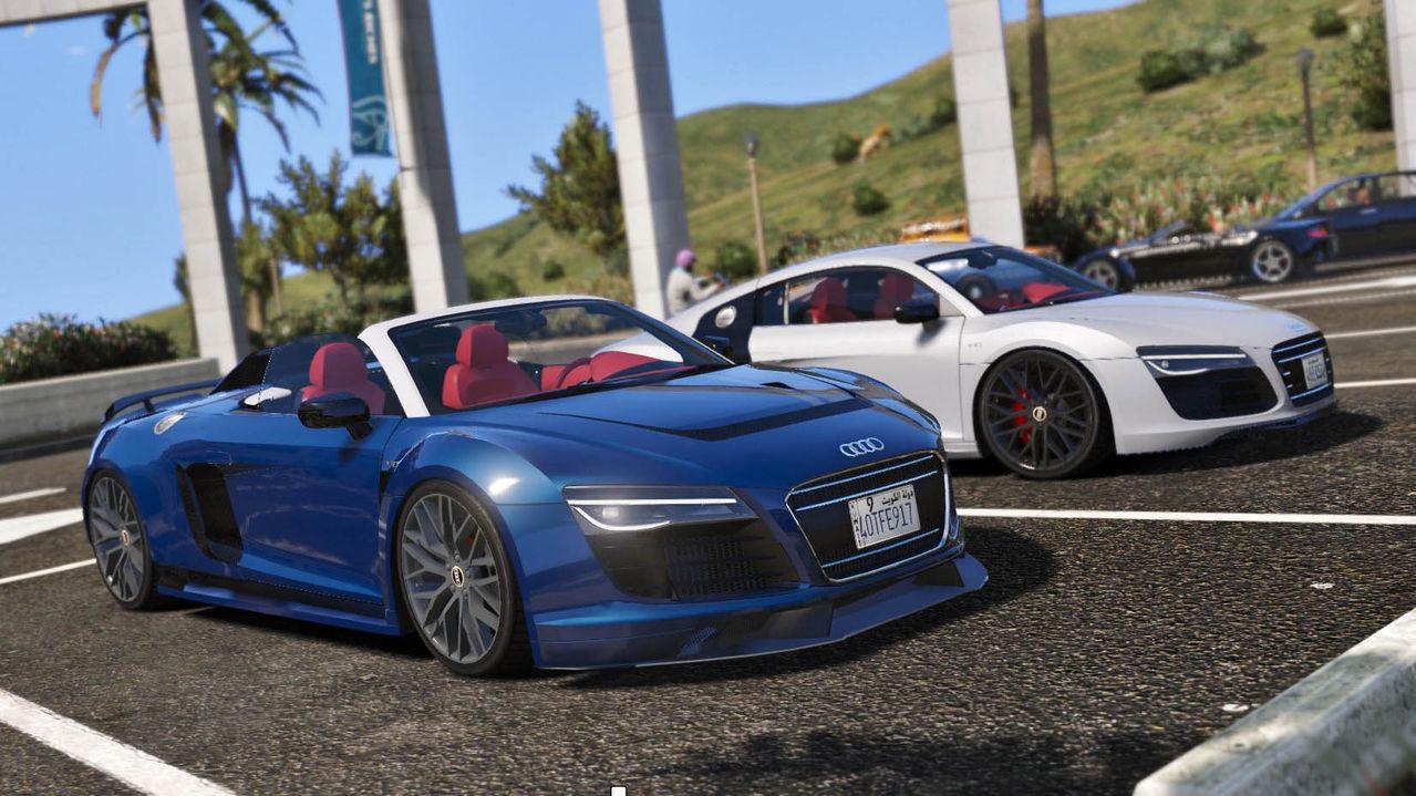 скачать 2013 Audi R8 V10 Ppi Razor Tuning Add On от Leak