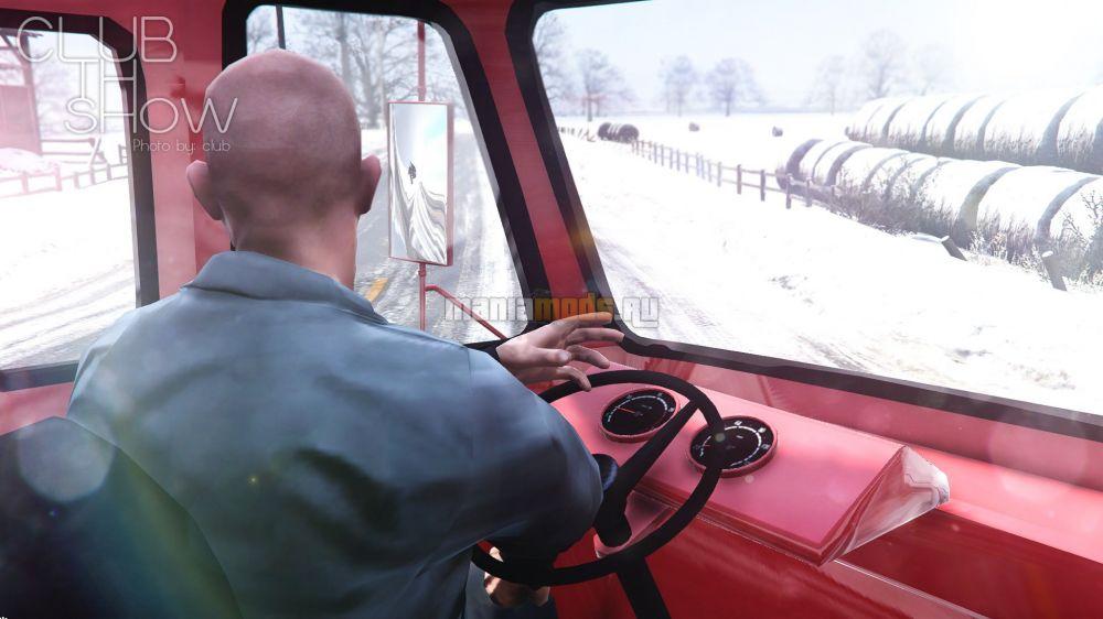 Скачать Русификатор Bus Driver