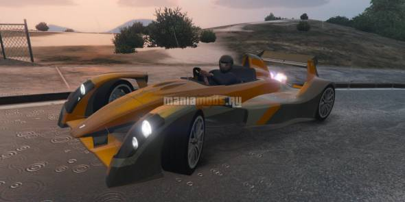 Скриншот Caparo T1 [Add-On / Replace]