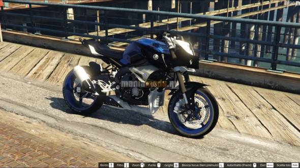 Скриншот Yamaha MT10 2016 [Add-On]