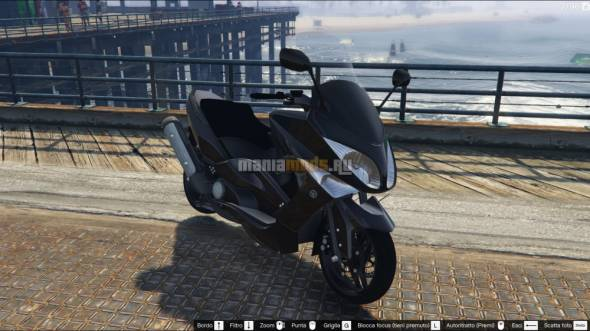 Скриншот Yamaha TMAX 500 [Add-On]