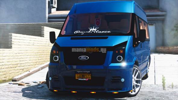 Скриншот Ford Transit [Add-On / Replace]