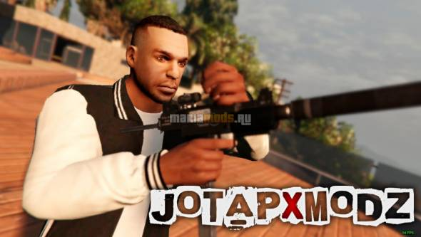 Скриншот Luis Lopez from GTA: TBoGT