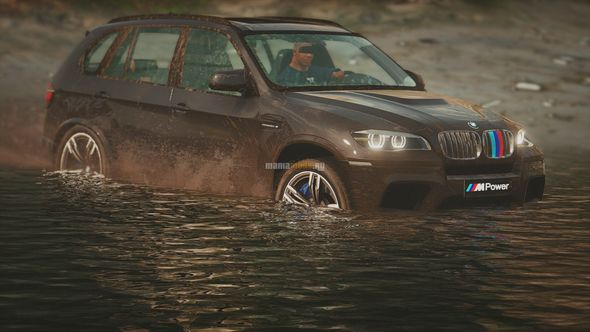Скриншот BMW X5M [Add-On / Tuning]