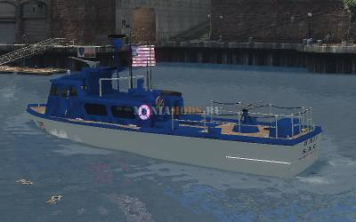 Скриншот Coast Guard Patrol v1.0