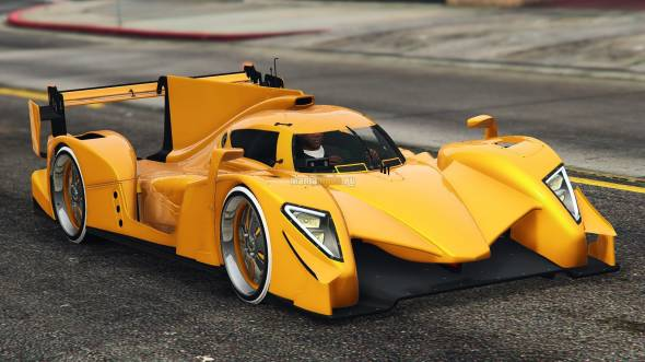 Скриншот Prototype RWD P30-6 LMP1 [Add-On]