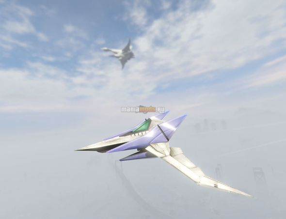 Скриншот Star Fox: Arwing [Add-On / Replace]