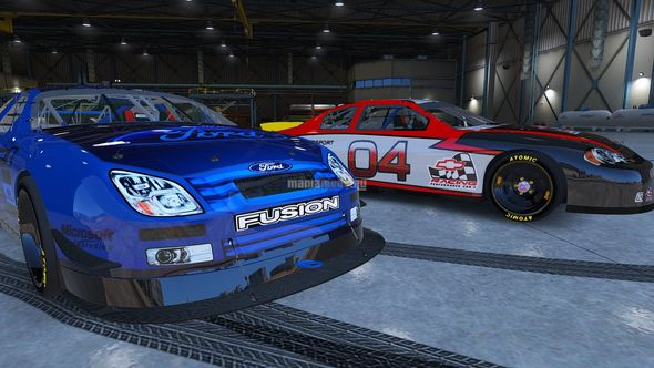Скриншот Ford Fusion Stock Car 2011