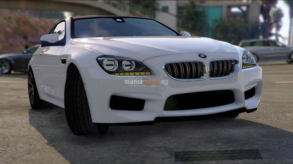 Скриншот 2013 BMW M6 Coupe [Add-On / Replace]