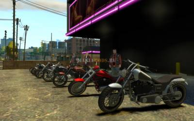 Скриншот TLAD Bike Spawner Add-On Vehicles v1.1
