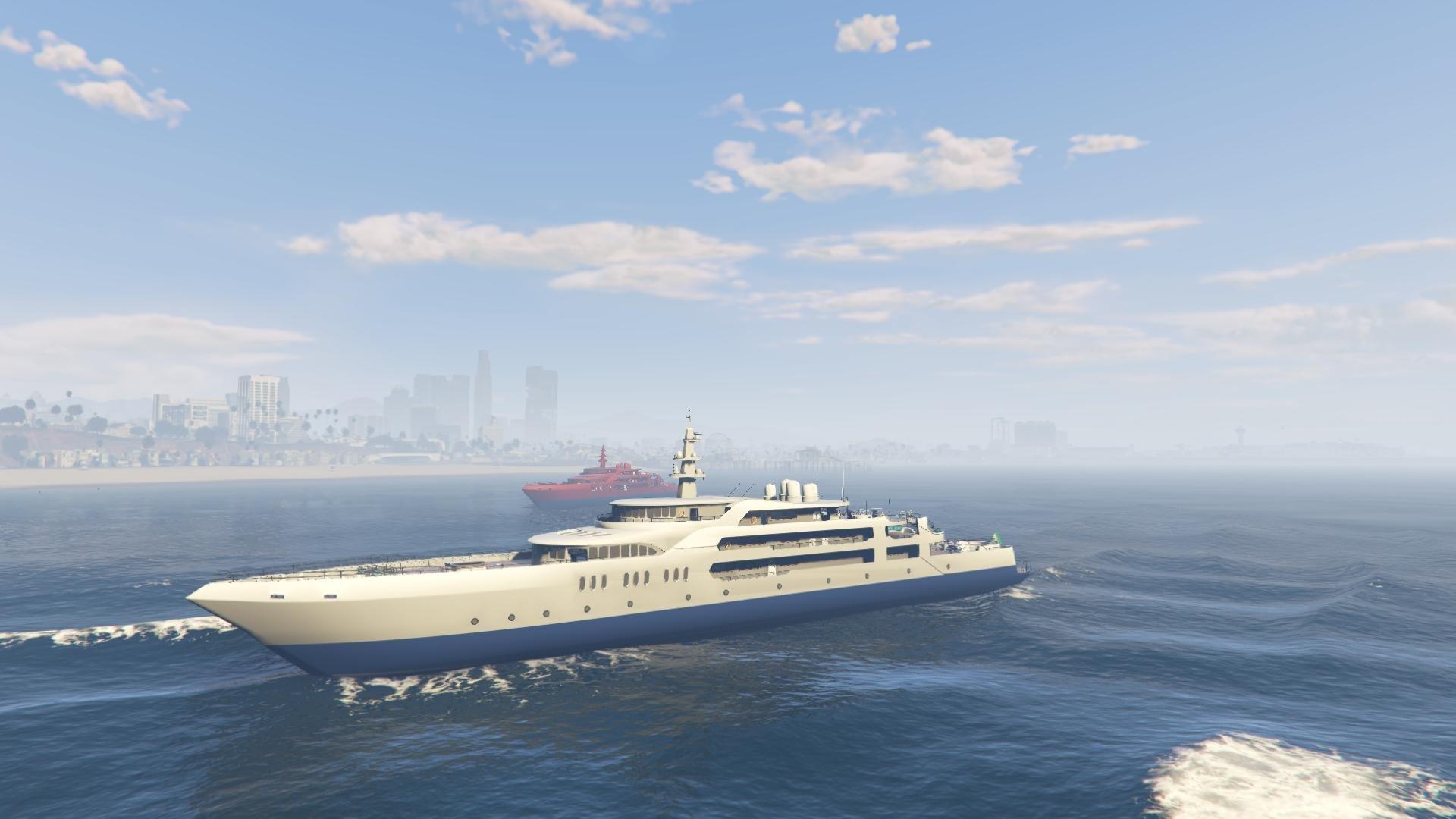 Обои яхта, yacht, море, porsche. Разное foto 10