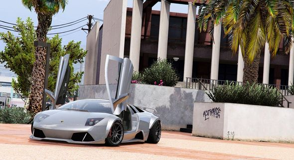 Скачать Lamborghini Автомобили для Gta 5