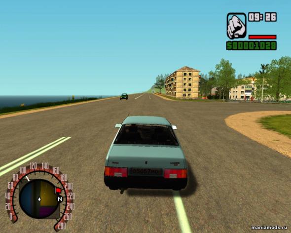 Скачать Скачать GTA San Andreas - Моды и файлы