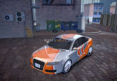 Скриншот Audi RS4 [EmreAKIN Edition] v1.0