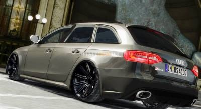 Audi RS4 Avant VVS-CV4 2013 [Beta] для GTA IV - Скриншот 2