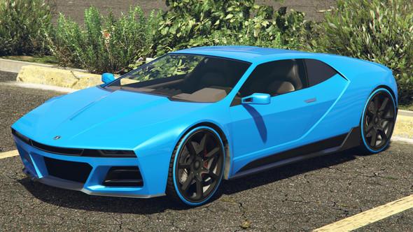 Суперкары в GTA 5 - Grand Theft Auto 5