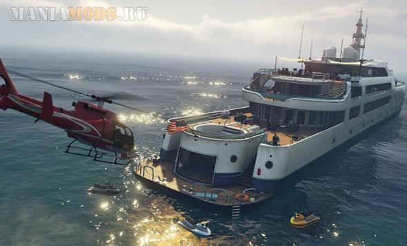 На яхте онлайн фото 150-622